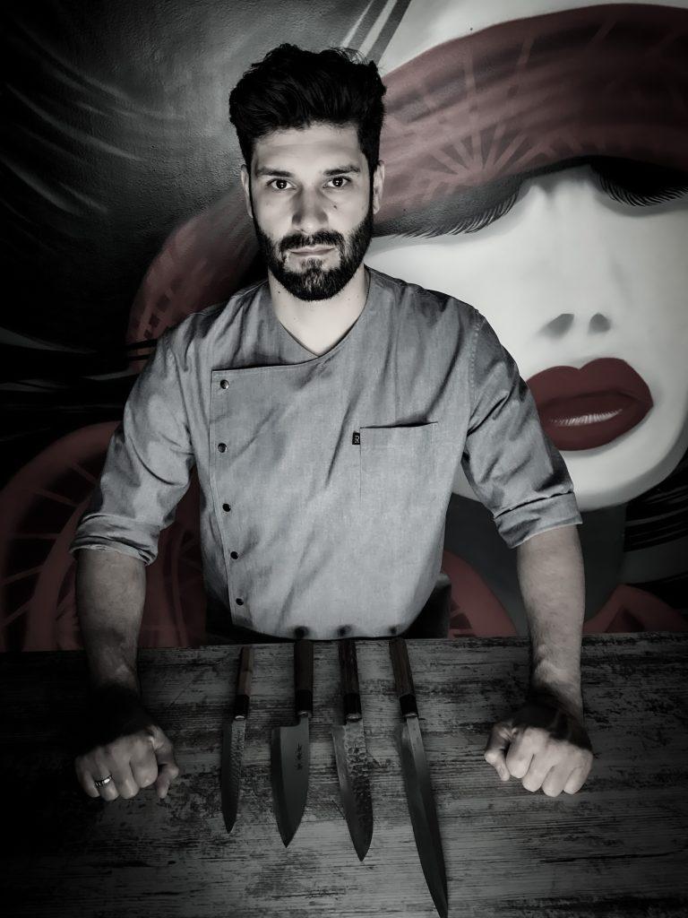 Iván Peiró - Chef Naoki Rivas